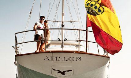 Aiglon Charter Yacht - 5