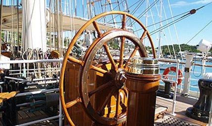 Stad Amsterdam Charter Yacht - 2