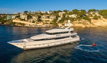 Envy Charter Yacht