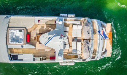 Sweet Caroline Charter Yacht - 5