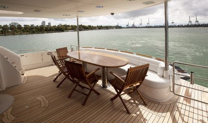 Living the Dream Charter Yacht - 3