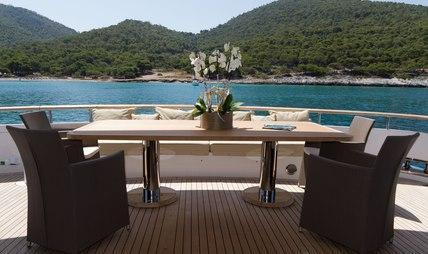 Mabrouk Charter Yacht - 4