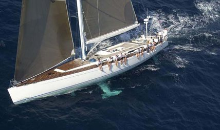 Lupa of the Sea Charter Yacht