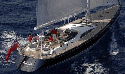 Nikata Charter Yacht