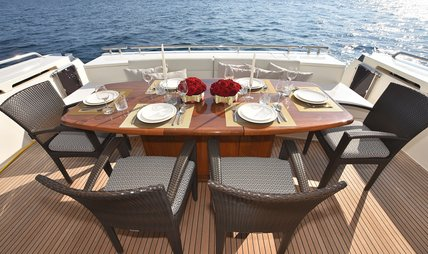 Tesoro Charter Yacht - 4