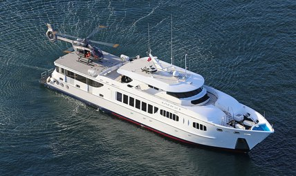 Tango Charter Yacht