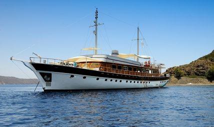 Halis Temel Charter Yacht