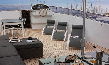 Chamade Charter Yacht - 3