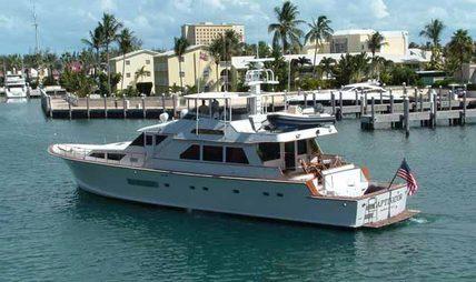 Captivator Charter Yacht - 2