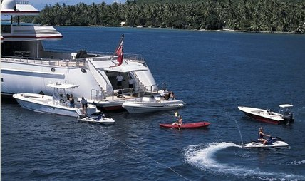 Nomad Charter Yacht - 5