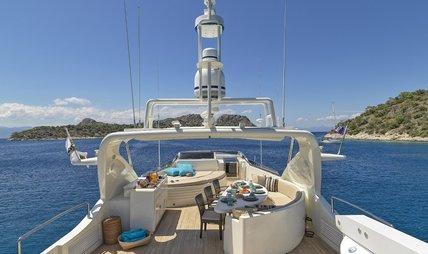 Celia Charter Yacht - 3