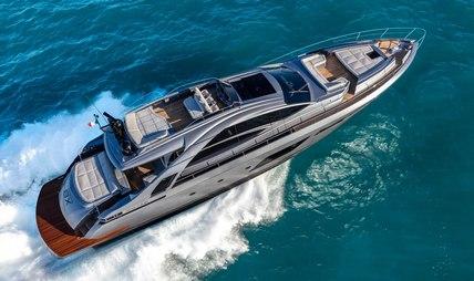 Beyond Charter Yacht