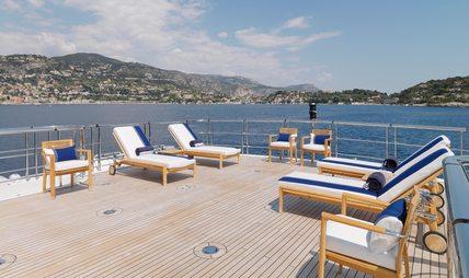 Meamina Charter Yacht - 4