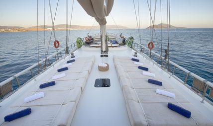 Queen of Salmakis Charter Yacht - 3