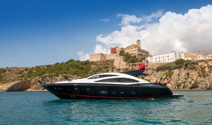 Palumba Charter Yacht
