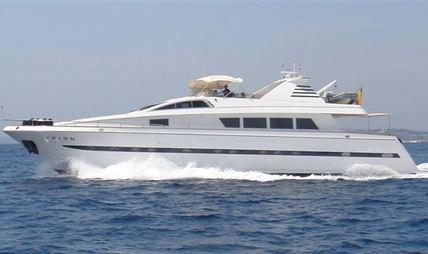 Lady Alhena of London Charter Yacht