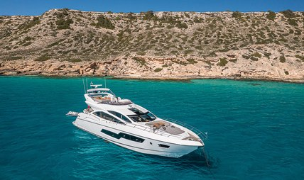 Seawater Charter Yacht
