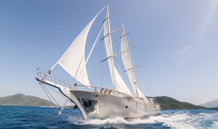 Silver Moon Charter Yacht