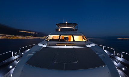 Black Mamba Charter Yacht - 2
