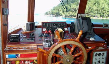 Shangri - La Charter Yacht - 3