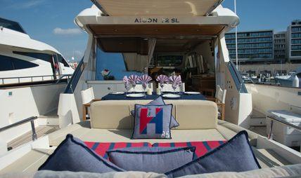 Grey Charter Yacht - 4