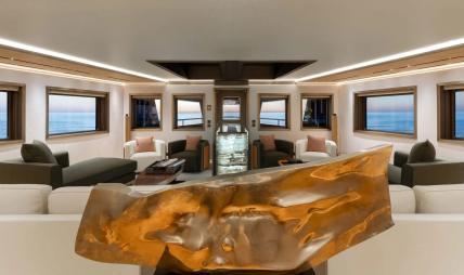 La Datcha Charter Yacht - 8
