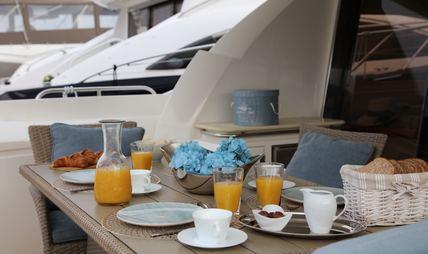 Nataliya Charter Yacht - 3