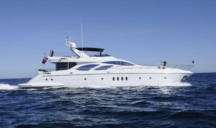 Seven Star Charter Yacht