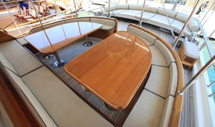 Aegean Clipper Charter Yacht - 4