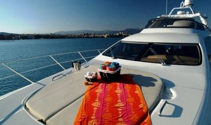 Azucena Mare Charter Yacht - 2