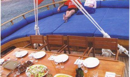 Fatma Kristina Charter Yacht - 6