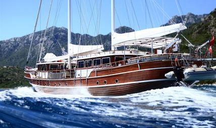 Nurten A Charter Yacht - 2