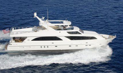 Cynderella Charter Yacht