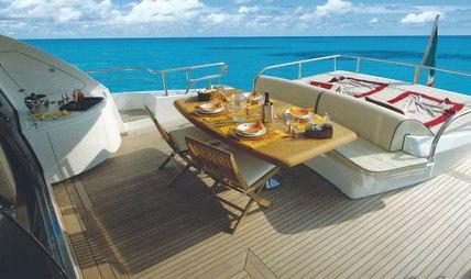 Amir III Charter Yacht - 4
