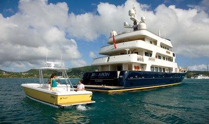 Big Aron Charter Yacht - 5