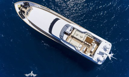 Alexia AV Charter Yacht - 5