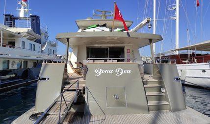 Bona Dea Charter Yacht - 5