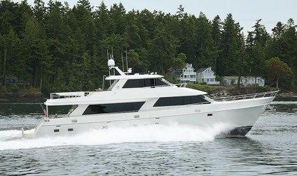 Phantom Charter Yacht