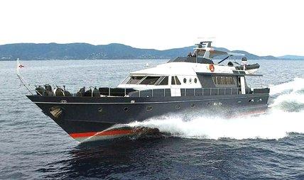 Sea Seven Charter Yacht - 3