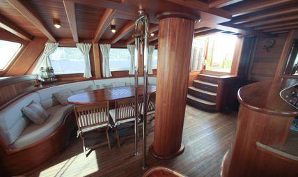 EYLUL DENIZ II Charter Yacht - 8