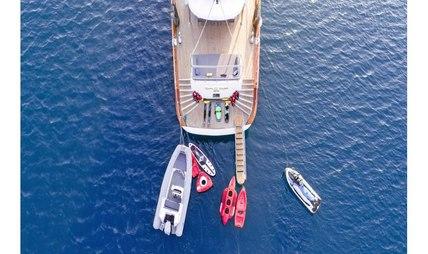 Queen of Makri Charter Yacht - 4