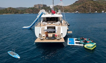 All About U 2 Charter Yacht - 5