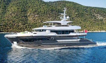 Infinity Nine Charter Yacht - 5