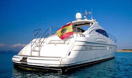 Manzana Charter Yacht - 3