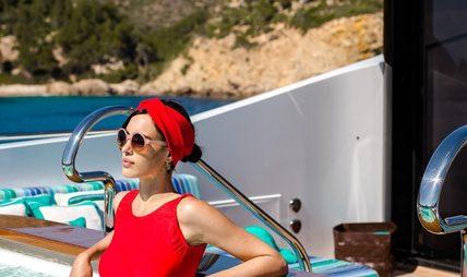 Lady Li Charter Yacht - 3