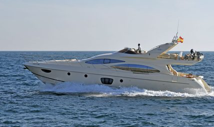 Azucena Mare Charter Yacht