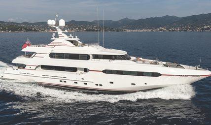 Audaces Charter Yacht