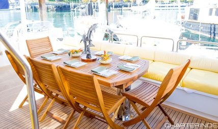 Sovereign Lady Charter Yacht - 5