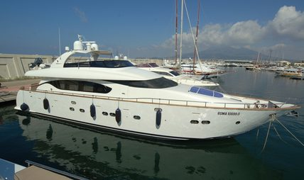 NEVER ONE Charter Yacht