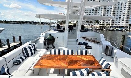 Miss Stephanie Charter Yacht - 2